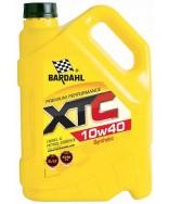 Bardahl XTC 10W40- 5 ЛИТРА
