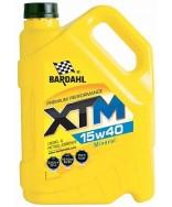 Bardahl XTM 15W40- 5 ЛИТРА