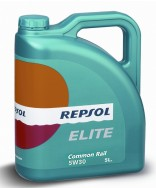 REPSOL ELITE COMMON RAIL 5W30- 5 ЛИТРА
