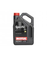 MOTUL SPECIFIC FORD 948 B 5W20- 5 ЛИТРА